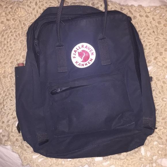 c7e5193f938 Fjallraven Handbags - fjallraven kanken blue 13 inch laptop backpack
